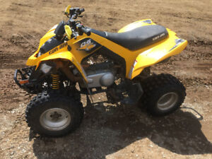 2014  CAN AM 250 DS......FINANCING AVAILABLE