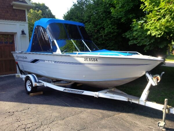 Used 1989 Princecraft Super Pro 19'6""