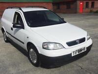 1999 Vauxhall ASTRA LS TD Manual Van