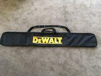 Dewalt plunge saw track case DWS5025-XJ