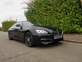 2012 BMW 640d COUPE TWIN TURBO STUNNING LOW MILEAGE PX SWAP