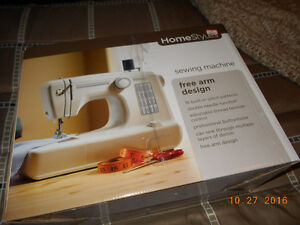 New, Free Arm Homestyle Sewing Machine