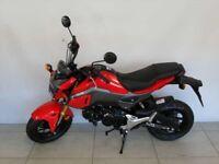 Honda Grom MSX125 monkey bike
