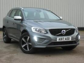 2017 VOLVO XC60 D4 [190] R DESIGN Lux Nav 5dr AWD Geartronic