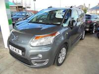 Citroen C3 Picasso 1.6HDi 8v ( 90bhp ) ( Euro V ) 2010MY Exclusive