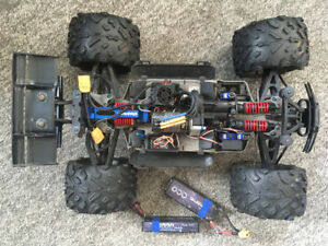 Traxxas Summit (6S brushless)