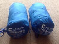 Mountain Warehouse Basecamp kids 200 sleeping bag X 2