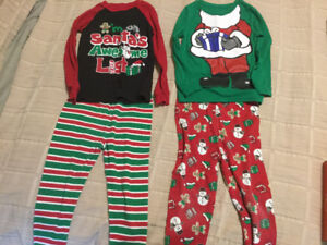 Toddler Christmas Pjs - size 3T