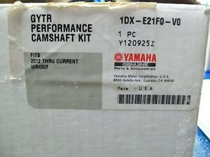 1DX-E21F0-V0 GYTR Performance Camshaft Kit WR450F
