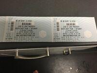 Sat SW4 tickets