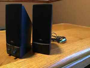 Creative Labs PC speaker set with Subwoofer Peterborough Peterborough Area image 3