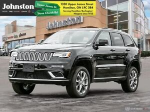 2019 Jeep Grand Cherokee Summit  - Leather Seats