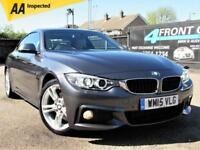 2015 BMW 4 SERIES 428I M SPORT COUPE MANUAL PETROL COUPE PETROL