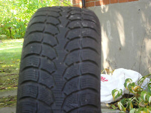 2 Snow Tires 235/65/17 good for 2 more seasons $120.00/pair