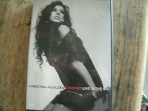 Christina Aguilera Stripped Live in the UK on DVD