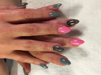 LCN Nail Tech Accepting New Clients