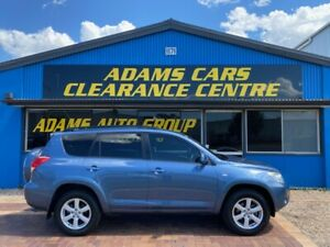EXTREMELY WELL CARED FOR 2007 AUTOMATIC 4X4 CRUISER EDITION TOYOTA RAV4 WITH FULL SERVICE HSITORY Eagle Farm Brisbane North East Preview