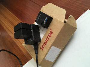Gopro batteries and charger