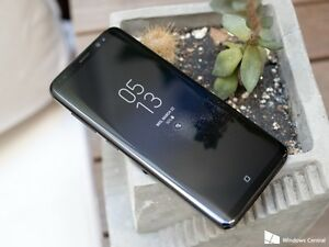 Samsung S8 + plus - Perfect Condition - 64G videotron -