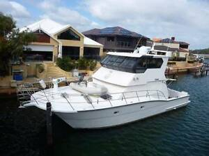 53FT Crowther Cat Boat For Sale Wannanup Mandurah Area Preview