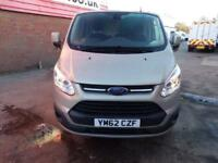 Ford Transit Custom 290 LIMITED SWB 125PS WITH A/C