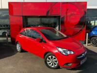 2017 Vauxhall Corsa DESIGN ECOFLEX Hatchback Petrol Manual