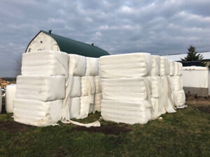 Hay Bales - Wrapped