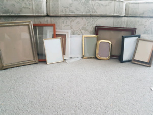 All size picture frames