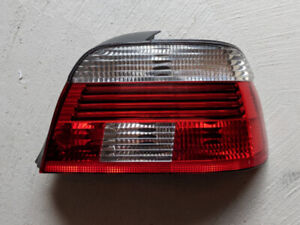 **Like-New OEM Original BMW E39 5 Series Facelift LED Tail Light