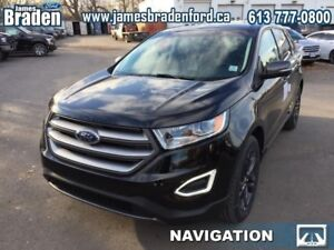 2018 Ford Edge SEL AWD  - Navigation - Utility Package