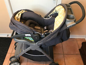 Must Sell - AMBLE QUAD TRAVEL SYSTEM WITH ONBOARD™22 - BROMLEY