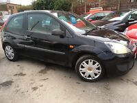 Ford Fiesta 1.25I STYLE CLIMATE (black) 2006
