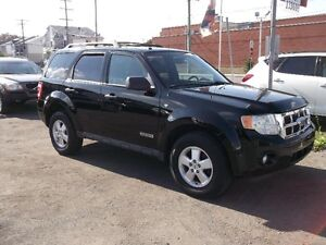 Ford Escape 4WD V6 CUIR+toit. 2008