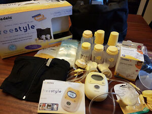 Medela Freestyle Double Electric Brest Pump