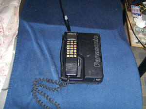 PANASONIC MOBILE TELEPHONE TRANSCEIVER-VINTAGE-EF/610