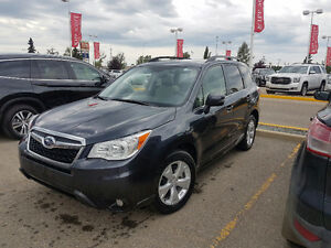 2014 Subaru Forester Limited with Tech