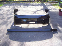 Honda Accord 2 Door Coupe – Bumper, Liners and Skirt