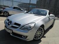 2008 Mercedes-Benz SLK 1.8 SLK200 Kompressor 2dr