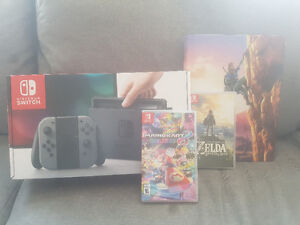 Ultimate Nintendo Switch Package! COLLECTORS EDITION