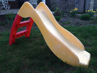 Kids and Toddler Outdoor Play Slide