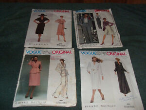 Vouge paris original patterns Sarnia Sarnia Area image 4