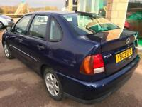 2001 Volkswagen Polo 1.6 2001MY SE - 7 Stamp - 2 Keys - 2 Keepers