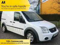2012 Ford Transit Connect Trend T230 Lwb High roof [ MOBILE WORKSHOP ] Van A/CON