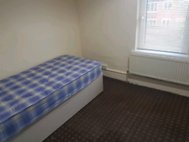 Centre of Derby single room