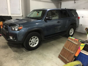 For Sale Or Trade; 2012 Toyota 4Runner SR5 Trail Edition