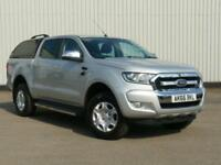 2016 Ford Ranger 3.2 TDCi Limited 1 Double Cab Pickup 4x4 4dr (EU6)