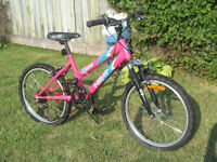 GIRL'S BICYCLES
