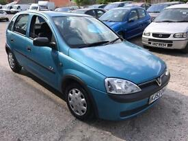 Vauxhall Corsa 1.2i 16v GLS 5 DOOR - 2003 53-REG - 9 MONTHS MOT