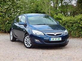 Vauxhall/Opel Astra 1.6i 16v VVT 2012.5MY Active