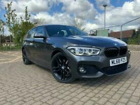 image for 2018 BMW 1 Series 2.0 118d M Sport Shadow Edition Sports Hatch Auto (s/s) 5dr Ha